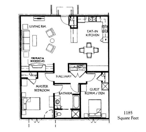 Creekside-Suites-Florrplan